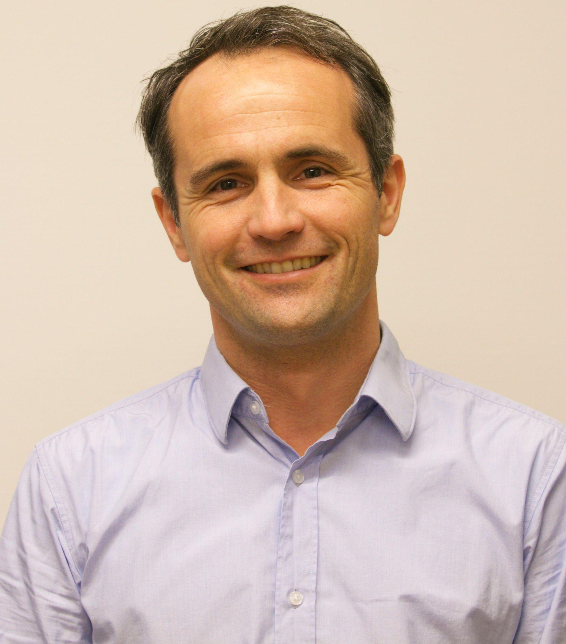 Portret van Gijs Padt